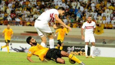صورة الزمالك يتخطي عقبة القادسية ويتأهل لدور 16من البطول العربية للأندية