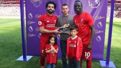 صورة الثلاثي الأفريقي يتقاسمون جائزة الحذاء الذهبي في الدوري الإنجليزي