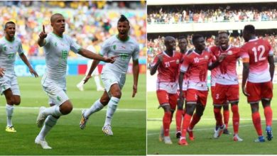 صورة موعد مباراة الجزائر وكينيا اليوم والقنوات الناقلة في كأس أمم أفريقيا 2019