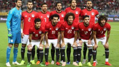 صورة منتخب مصر يسعى لبداية قوية امام زيبمابوي في افتتاحية أمم أفريقيا