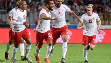 صورة موعد مباراة تونس وأنغولا والقنوات الناقلة في كأس أمم أفريقيا 2019