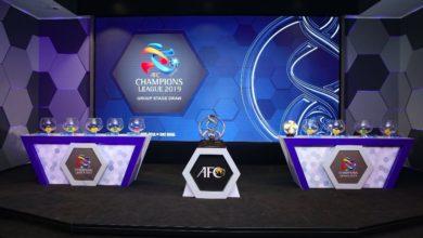 صورة نتائج قرعة ربع نهائي دوري أبطال آسيا 2019