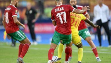 صورة منتخب بنين يفجر المفاجأة ويقصي المغرب من أمم أفريقيا