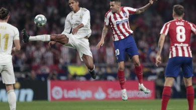 صورة ديربي مدريد ينتهي بالتعادل السلبي في الدوري الاسباني