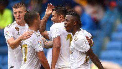 صورة ريال مدريد يعود للانتصارات بالفوز 3-2 على ليفانتي