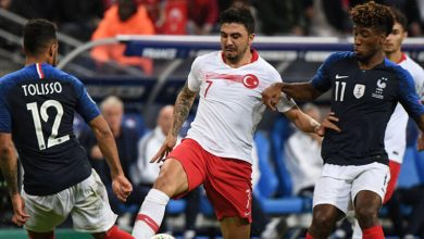 صورة تركيا تفرض التعادل على فرنسا وتأخر تأهلها إلى يورو 2020