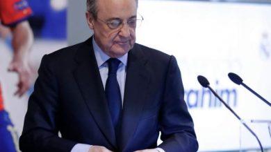 صورة رئيس ريال مدريد يتخذ قرار صادم بشأن الميركاتو الشتوي