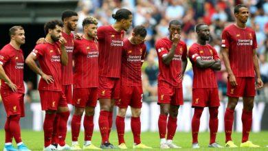 صورة تشكيلة ليفربول وارسنال في مباراة اليوم بكأس الرابطة الانجليزية