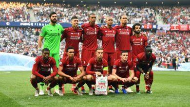 صورة تشكيلة ليفربول أمام شيفيلد يونايتد في مباراة اليوم