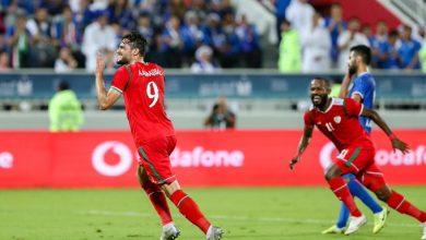 صورة عمان تفوز على الكويت وتعتلي الصدارة مؤقتاً في خليجي 24