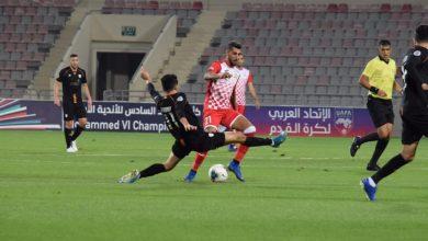 صورة الشباب يتأهل إلى ربع النهائي بعد تعادله مع شباب الاردن بكأس محمد السادس
