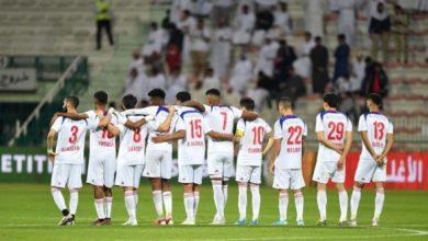 صورة الشارقة والظفرة أول المتأهلين لربع نهائي كأس رئيس الدولة الاماراتي