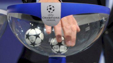 صورة موعد قرعة دوري أبطال أوروبا دور الـ 16