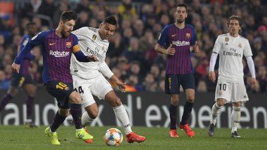 صورة موعد مباراة برشلونة وريال مدريد اليوم ١٨ ديسمبر في كلاسيكو الليجا 2019