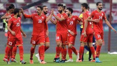 صورة البحرين تقصي العراق وتتأهل إلى نهائي كأس الخليج لأول مرة