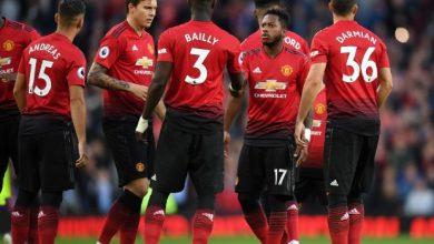 صورة تشكيلة مانشستر يونايتد أمام نيوكاسل في مباراة اليوم
