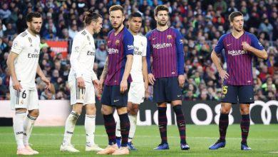 صورة تعرف على معلق مباراة برشلونة وريال مدريد اليوم بالدوري الإسباني