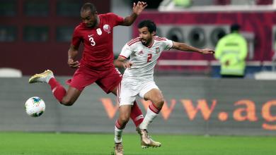 صورة كأس الخليج 24.. قطر تهزم الإمارات وتتأهل رفقة العراق
