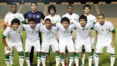 صورة تشكيلة السعودية وقطر في مباراة اليوم بكأس اسيا تحت 23