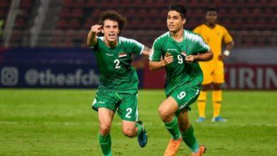صورة التعادل يحسم مباراة العراق واستراليا في كأس أسيا تحت 23 سنة