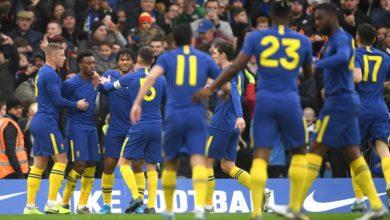 صورة تشيلسي يتجاوز نوتنجهام بثنائية في كأس الاتحاد الإنجليزي