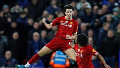 صورة ليفربول يفوز على إيفرتون ويتأهل للدور الرابع من كأس إنجلترا