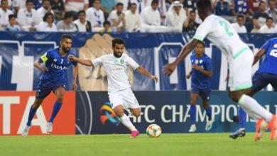 صورة نتيجة مباراة الهلال والأهلي اليوم 7 يناير 2020 في الدوري السعودي