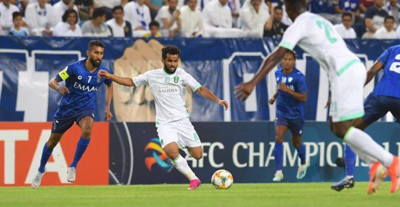 نتيجة مباراة الهلال والأهلي اليوم 7 يناير 2020 في الدوري