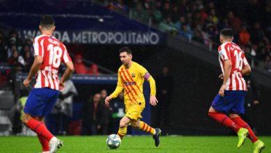 صورة القنوات الناقلة لمباراة برشلونة واتلتيكو مدريد اليوم بكأس السوبر