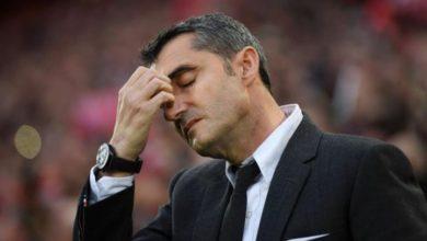 صورة تقارير: فالفيردي يودع نادي برشلونة وسيتين الأقرب لخلافته