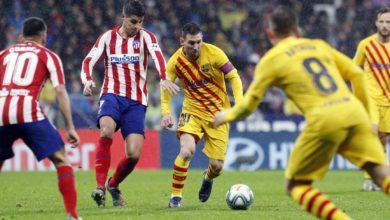 صورة تعرف على معلق مباراة برشلونة وأتلتيكو مدريد في مباراة اليوم