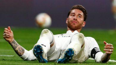صورة ريال مدريد يفقد راموس للإصابة