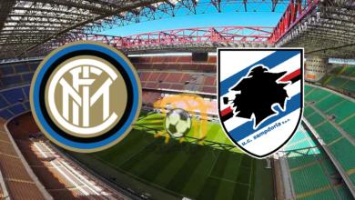 صورة موعد مباراة إنتر ميلان وسامبدوريا بالدوري الإيطالي والقنوات الناقلة