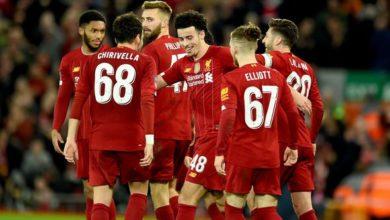 صورة تشكيلة ليفربول أمام تشيلسي في مباراة اليوم بكأس الإتحاد الانجليزي