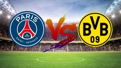 صورة نتيجة | مباراة باريس سان جيرمان وبروسيا دورتموند اليوم 2020/03/11 في دوري أبطال أوروبا