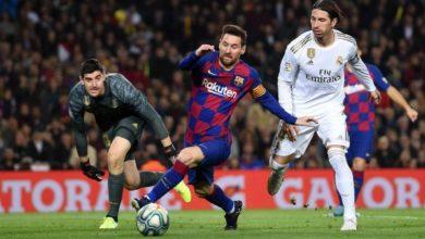 صورة مصير أجور لاعبي ريال مدريد وبرشلونة في ظل أزمة كورونا