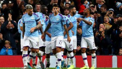 صورة تشكيلة مانشستر سيتي وأرسنال في مباراة اليوم
