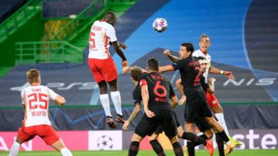 صورة لايبزيج يهزم أتلتيكو مدريد ويتأهل لنصف نهائي دوري الأبطال