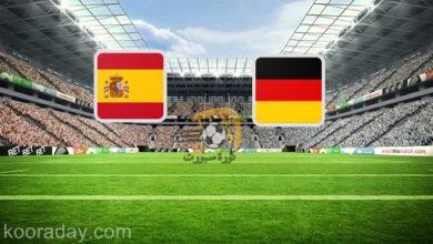 صورة موعد مباراة ألمانيا واسبانيا اليوم 3-9-2020 والقنوات الناقلة بدوري الأمم الأوروبية