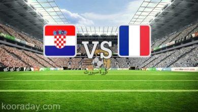 صورة نتيجة | مباراة فرنسا وكرواتيا اليوم 8 سبتمبر 2020 بدوري الأمم الأوروبية