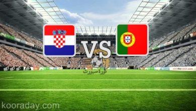 صورة نتيجة | مباراة البرتغال وكرواتيا اليوم 5 سبتمبر 2020 بدوري الأمم الأوروبية