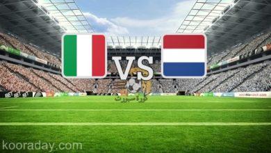 صورة نتيجة | مباراة هولندا وإيطاليا اليوم 7 سبتمبر 2020 بدوري الأمم الأوروبية