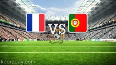 صورة نتيجة | مباراة البرتغال وفرنسا اليوم 11 أكتوبر 2020 بدوري الأمم الأوروبية