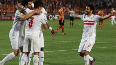 صورة قناة مفتوحة تبث مباراة الزمالك والرجاء المغربي مجاناً بدوري الأبطال