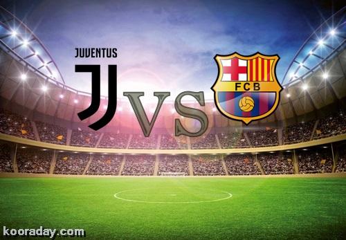 صورة بث مباشر | مشاهدة مباراة برشلونة ويوفنتوس اليوم 28 أكتوبر 2020 بدوري أبطال أوروبا