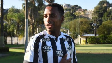 صورة روبينيو يعود إلى سانتوس