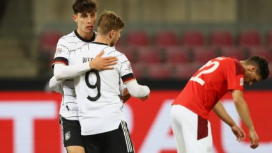 صورة في مباراة الستة أهداف.. ألمانيا تتعادل مع سويسرا