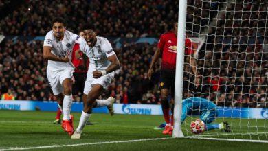 صورة موعد مباراة مانشستر يونايتد وباريس سان جيرمان بدوري أبطال أوروبا والقناة الناقلة