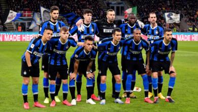 صورة موعد مباراة إنتر ميلان وبوروسيا مونشنجلادباخ بدوري أبطال أوروبا والقناة الناقلة
