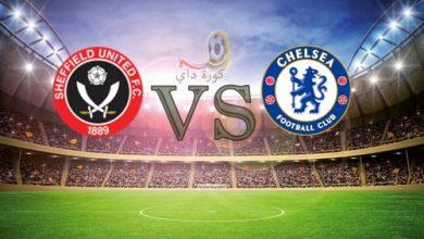 صورة نتيجة | مباراة تشيلسي وشيفيلد يونايتد اليوم 7-11-2020 بالدوري الإنجليزي